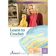 Learn to Crochet With Instructor Ellen G: With Instructor Ellen Gormley by Gormley, Ellen, 9781573673839
