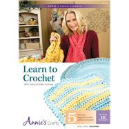 Learn to Crochet With Instructor Ellen Gormley by Gormley, Ellen, 9781573673839