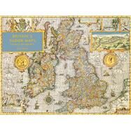 Britain's Tudor Maps County by County by Speed, John, 9781849943840