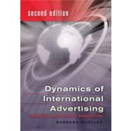 Dynamics of International Advertising: Theoretical and Practical Perspectives Second Edition by Mueller, Barbara, 9781433103841
