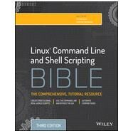 Linux Command Line and Shell Scripting Bible by Blum, Richard; Bresnahan, Christine, 9781118983843