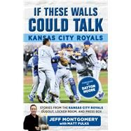 If These Walls Could Talk, Kansas City Royals by Montgomery, Jeff; Fulks, Matt; Moore, Dayton, 9781629373843