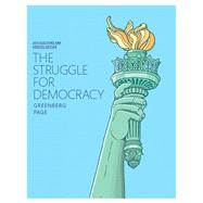 Struggle for Democracy, The,  Plus NEW MyPoliSciLab for American Government -- Access Card Package by Page, Benjamin I.; Greenberg, Edward S., 9780134113845