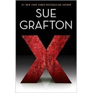 X by Grafton, Sue, 9780399163845