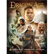 Dragon Age 1 by Gaider, David; Hardin, Chad, 9781616553845