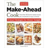 The Make Ahead Cook by America's Test Kitchen, 9781936493845