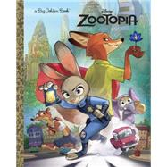 Zootopia Big Golden Book (Disney Zootopia) by RH DISNEYRH DISNEY, 9780736433846