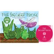 Five Speckled Frogs by Anderson, Steven (RTL); Palin, Tim, 9781632903846