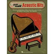 Acoustic Hits : E-Z Play Today Volume 268 by Hal Leonard Publishing Corporation, 9781423483847