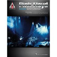 Pink Floyd: Acoustic Guitar Collection by Pink Floyd (CRT), 9781480353848