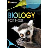 Biology for NGSS - Student Workbook by BioZone, 9781927173848