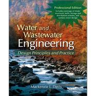 Water and Wastewater Engineering by Davis, Mackenzie, 9780071713849