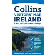 Collins Ireland Visitors' Map by Unknown, 9780007273850