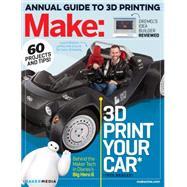 3d Printer Buyer's Guide by Babler, Jason, 9781457183850