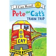 Pete the Cat's Train Trip by Dean, James, 9780062303851
