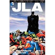 JLA Vol. 4 by MORRISON, GRANTWAID, MARK, 9781401243852