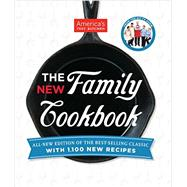 The New Family Cookbook by America's Test Kitchen, 9781936493852