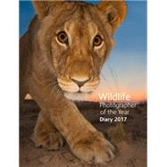 Wildlife Photographer of the Year Diary 2017 by Natural History Museum, 9780565093853