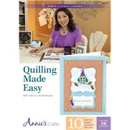 Quilling Made Easy With Instructor Alli: With Instructor Alli Bartkowski by Bartkowski, Alli, 9781573673853