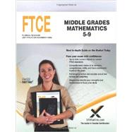 FTCE Middle Grades Mathematics 5-9: Teacher Certification Exam by Wynne, Sharon A., 9781607873853