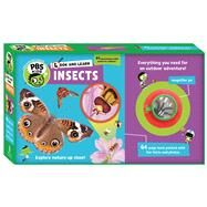 Look and Learn Insects by Pbs Kids, 9781935703853