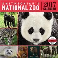 Smithsonian National Zoo 2017 Wall Calendar by Smithsonian National Zoo, 9780316353854