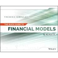 The Quick Guide to Financial Models by Siboulet, Frederic, 9781118843857