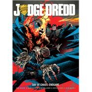 Judge Dredd by Wagner, John; Gallagher, Leigh; Flint, Henry; Willsher, Ben; Macneil, Colin, 9781781083857