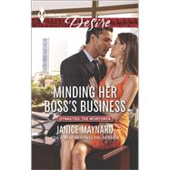 Minding Her Boss's Business by Maynard, Janice, 9780373733859