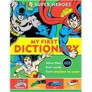 My First Dictionary by Name to be Announced, 9781935703860