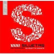 1000 Siluetas by Jimenez, David Arocha, 9788493543860