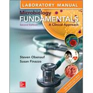 Laboratory Manual for Microbiology Fundamentals: A Clinical Approach by Obenauf, Steven; Finazzo, Susan, 9781259293863