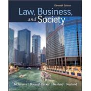 Law, Business and Society by McAdams, Tony, 9780078023866