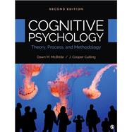 Cognitive Psychology by Mcbride, Dawn M.; Cutting, J. Cooper, 9781506383866