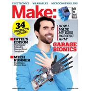 Make: Wearables by Babler, Jason, 9781457183867