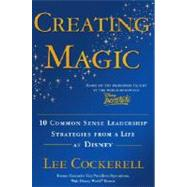 Creating Magic by COCKERELL, LEE, 9780385523868