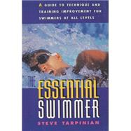 The Essential Swimmer by Tarpinian, Steve, 9781558213869