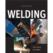 Welding by Geary, Don; Miller, Rex, 9780071763875