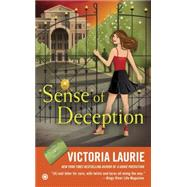 Sense of Deception by Laurie, Victoria, 9780451473875