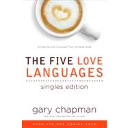 The Five Love Languages Singles Edition by Chapman, Gary, 9781881273875