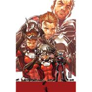 Ant-Man Vol. 1 by Spencer, Nick; Rosanas, Ramon; Boyd, Jordan, 9780785193876