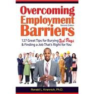 Overcoming Employment Barriers by Krannich, Ronald L., Ph.D., 9781570233876
