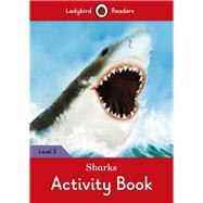 Sharks Activity Book by Ladybird, 9780241253878