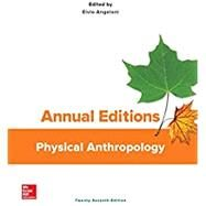 Annual Editions: Physical Anthropology by Angeloni, Elvio, 9781259903878