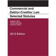 Commercial and Debtor-creditor Law Selected Statutes by Baird, Douglas; Jackson, Thomas, 9781634593878
