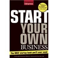 Start Your Own Business by Unknown, 9781599183879