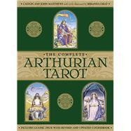 The Complete Arthurian Tarot: Classic Deck With Coursebook by Matthews, Caitl¡n; Matthews, John; Gray, Miranda, 9781859063880