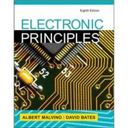 Electronic Principles by Malvino, Albert; Bates, David, 9780073373881