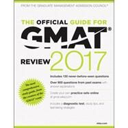 The Official Guide for Gmat Review 2017 With Online Question Bank and Exclusive Video by Graduate Management Admission Council, 9781119253884