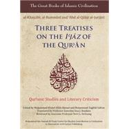 Three Treatises on the I'jaz of the Qur'an by Muhammad Bin Hamad Al-Thani Center for Muslin Contribution to Civilization; Khalaf-allah, Ahmad, 9781859643884